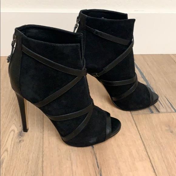 Guess Shoes | Adalind Peep Toe Booties